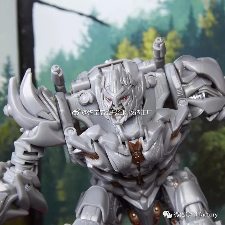 Transformers News: New Images of Transformers Studio Series Jazz, Megatron, Brawl, Lockdown
