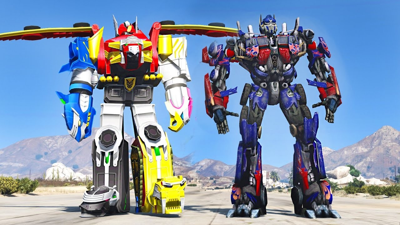 Transformers News: Hasbro Acquires the Power Rangers Brand for $522 Million
