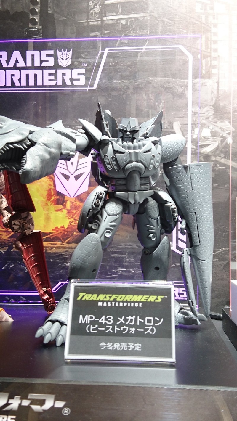Transformers News: Takara Tomy Transformers Masterpiece MP-43 Beast Wars Megatron Discussion Thread