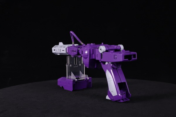 Transformers News: Stock Images of Takara Tomy Transformers Masterpiece MP29+ Boei Sanbo Laserwave