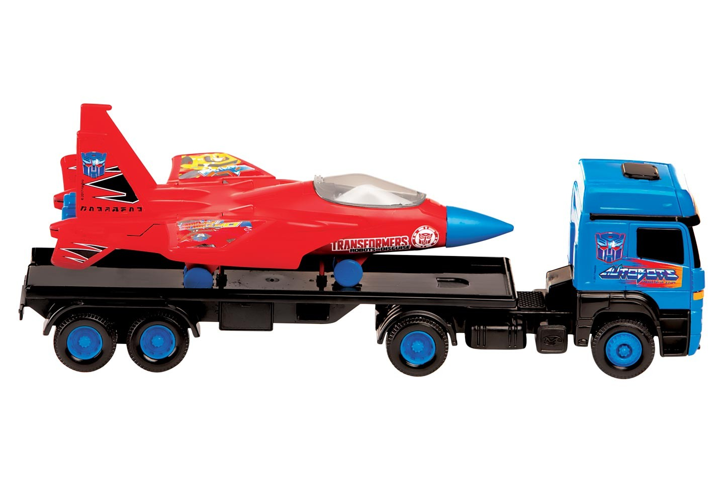 Transformers News: Brazil Exclusive Transformers RID Themed Truck Sets and More from Multibrink