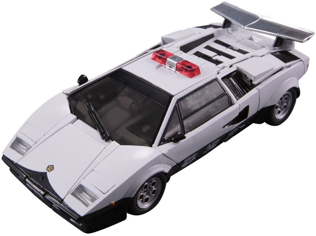 Transformers News: Stock Images of Takara Tomy Transformers Masterpiece MP-42 Cordon / Diaclone Sunstreaker