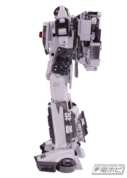 Transformers News: More Images of Takara Tomy Transformers Masterpiece MP-42 Cordon