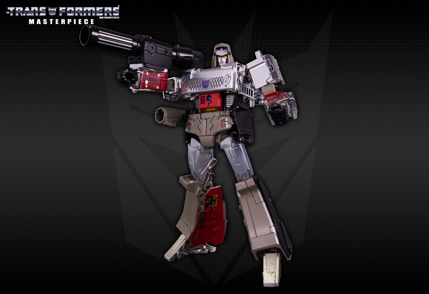 Transformers News: Takara Tomy MP-36+ Masterpiece Megatron