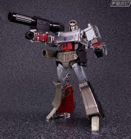 Transformers News: Confirmation of Included Accessories in Latest Images for Takara  MP-36 + Megatron