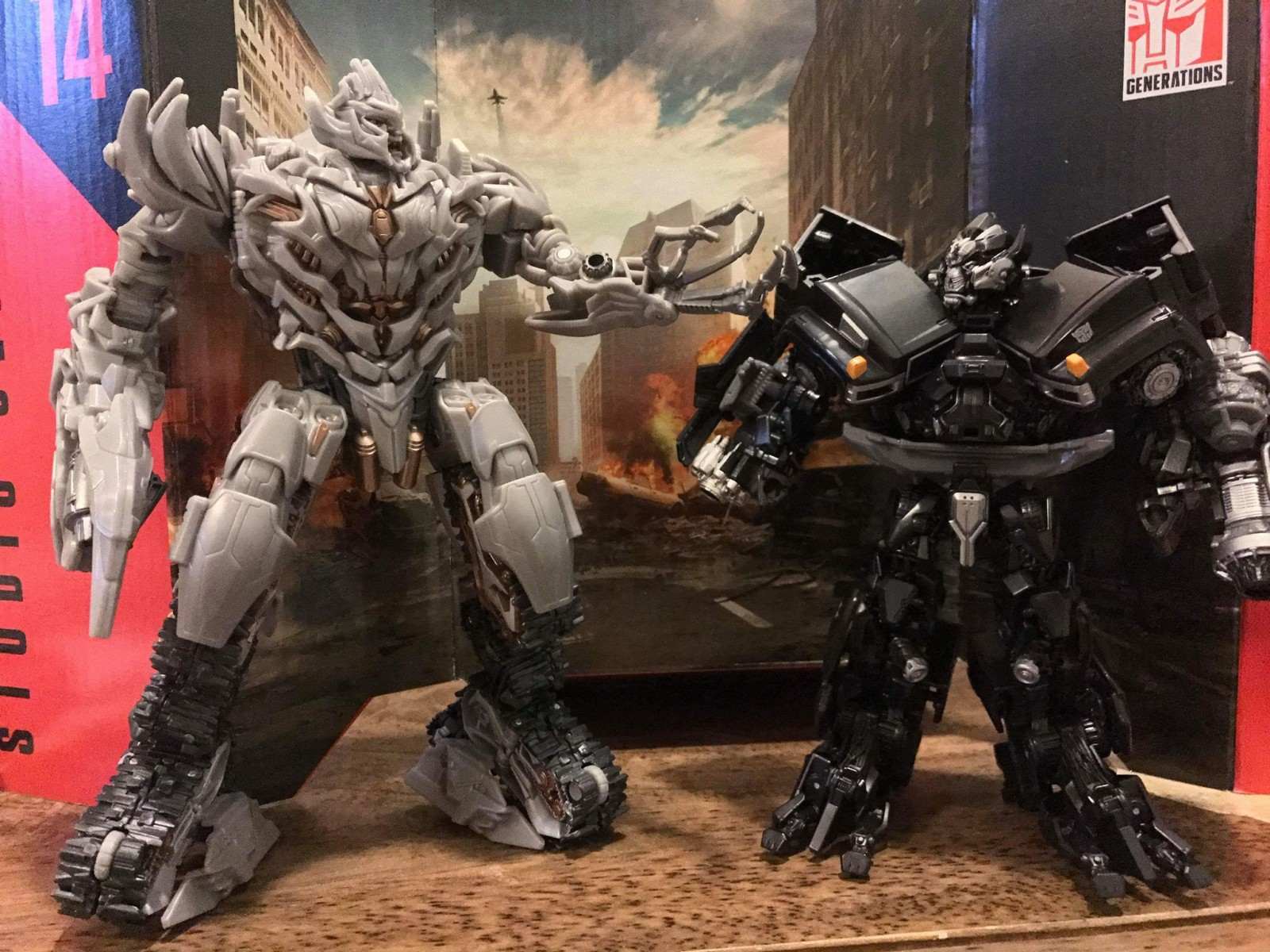Transformers News: In Hand Images of Transformers Studio Series Ironhide