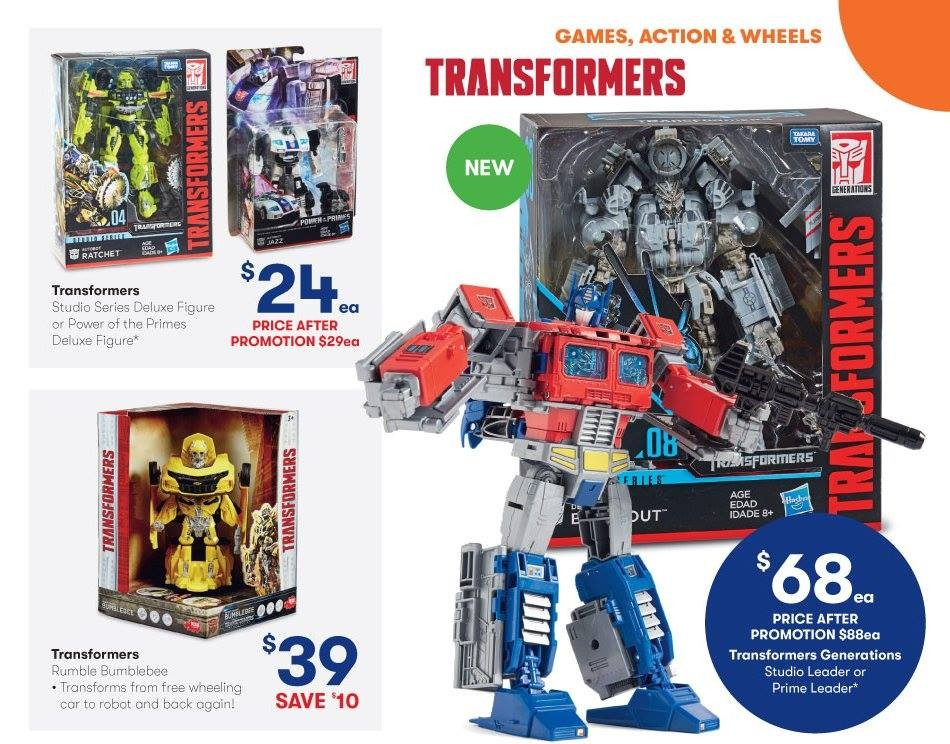 Steal of a Deal: Australia Big W Mid-Year Toy Sale