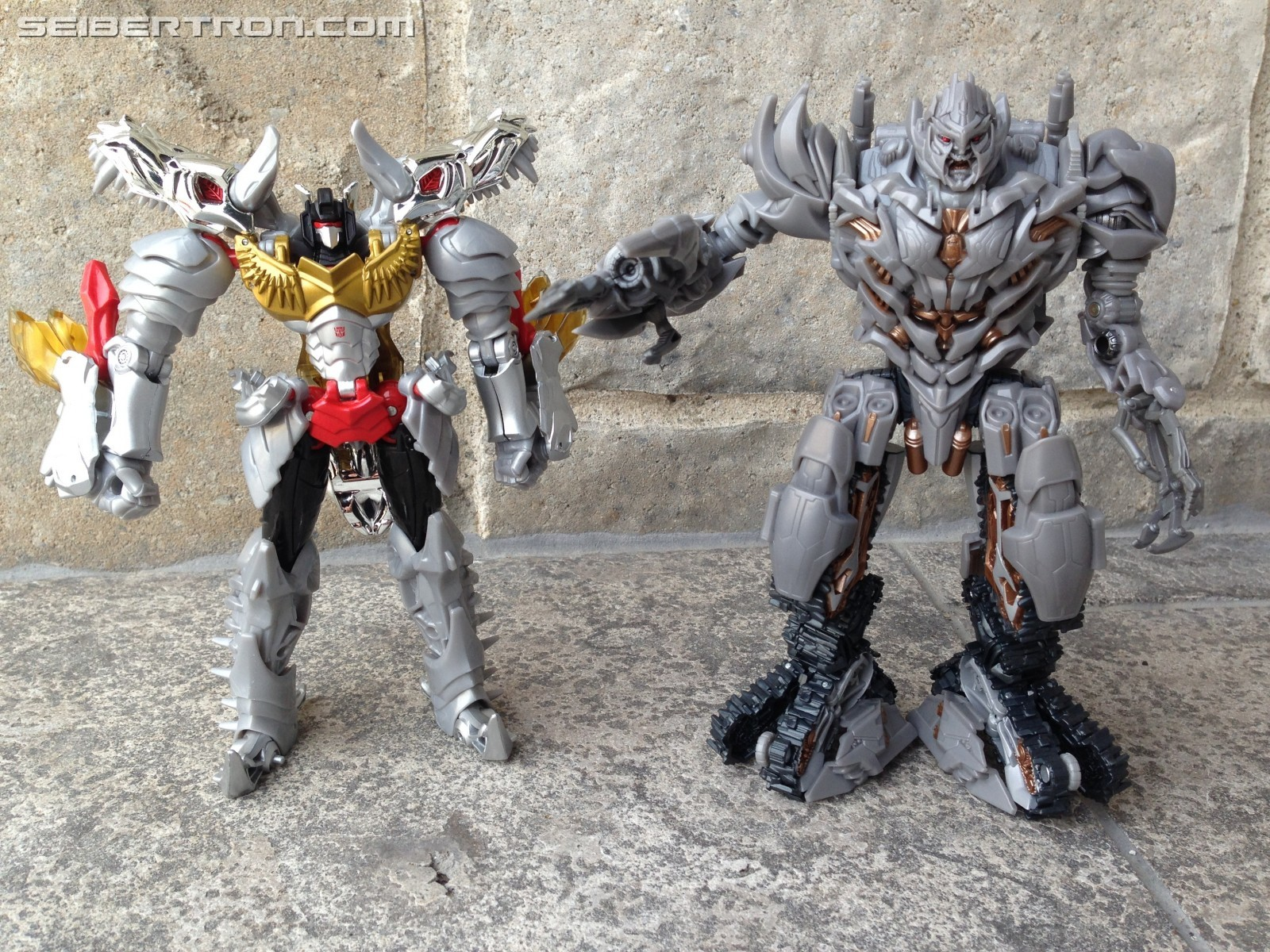 Pictorial Review for Transformers Studio Series Revenge of