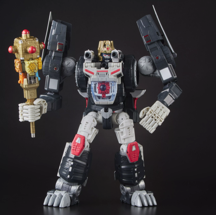 Transformers News: Official Images of SDCC 2018 Exclusive POTP Throne of the Primes Set with Missing Prime Masters