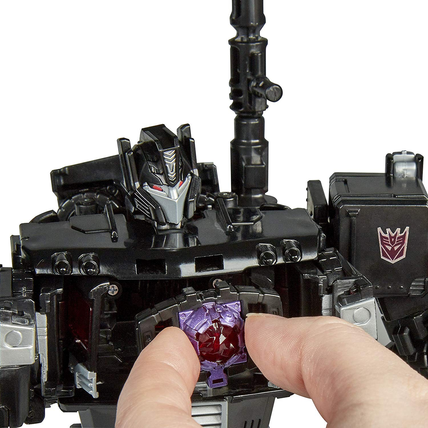 Transformers News: Transformers Power of the Primes Nemesis Prime Confirmed to be a Prime Day Item