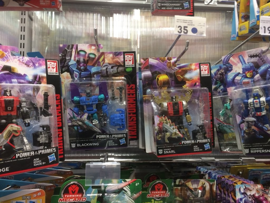 Transformers News: Transformers Power of the Primes Australian Legends Wave 3 Sighted and Deluxe Wave 2 Reappears