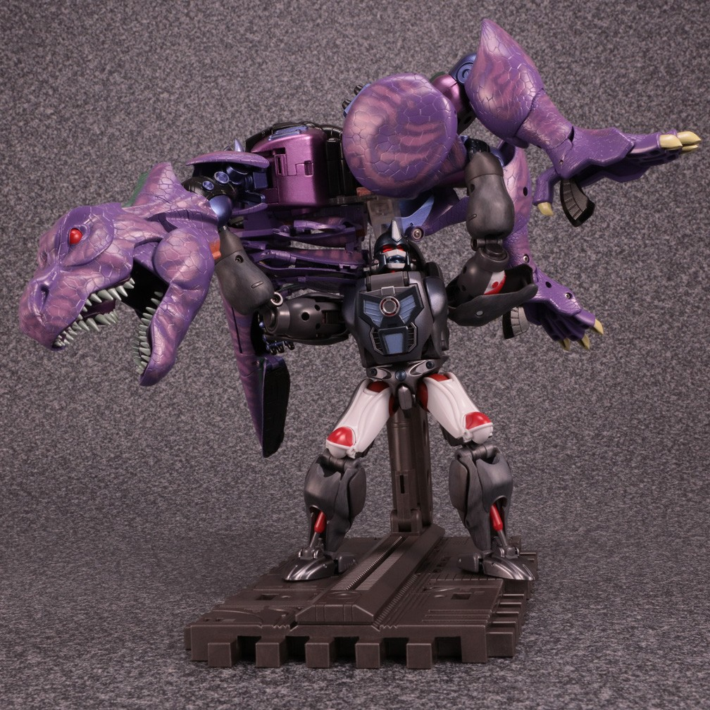 Transformers News: Takara Relases Official Images for Transformers Masterpiece MP-43 Beast Wars Megatron