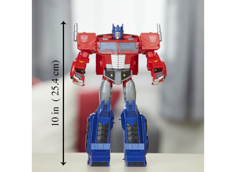 Transformers News: New Image for Cyberverse 2018 1 Step, Ultimate and Ultra Toys plus Warrior Shockwave