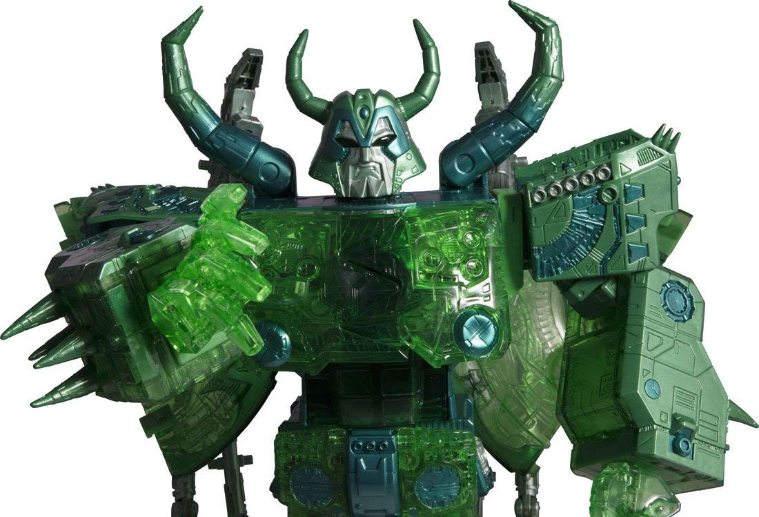 Transformers News: Takara Tomy Transformers Encore Unicron (Micron Combine Type Color) New Images!