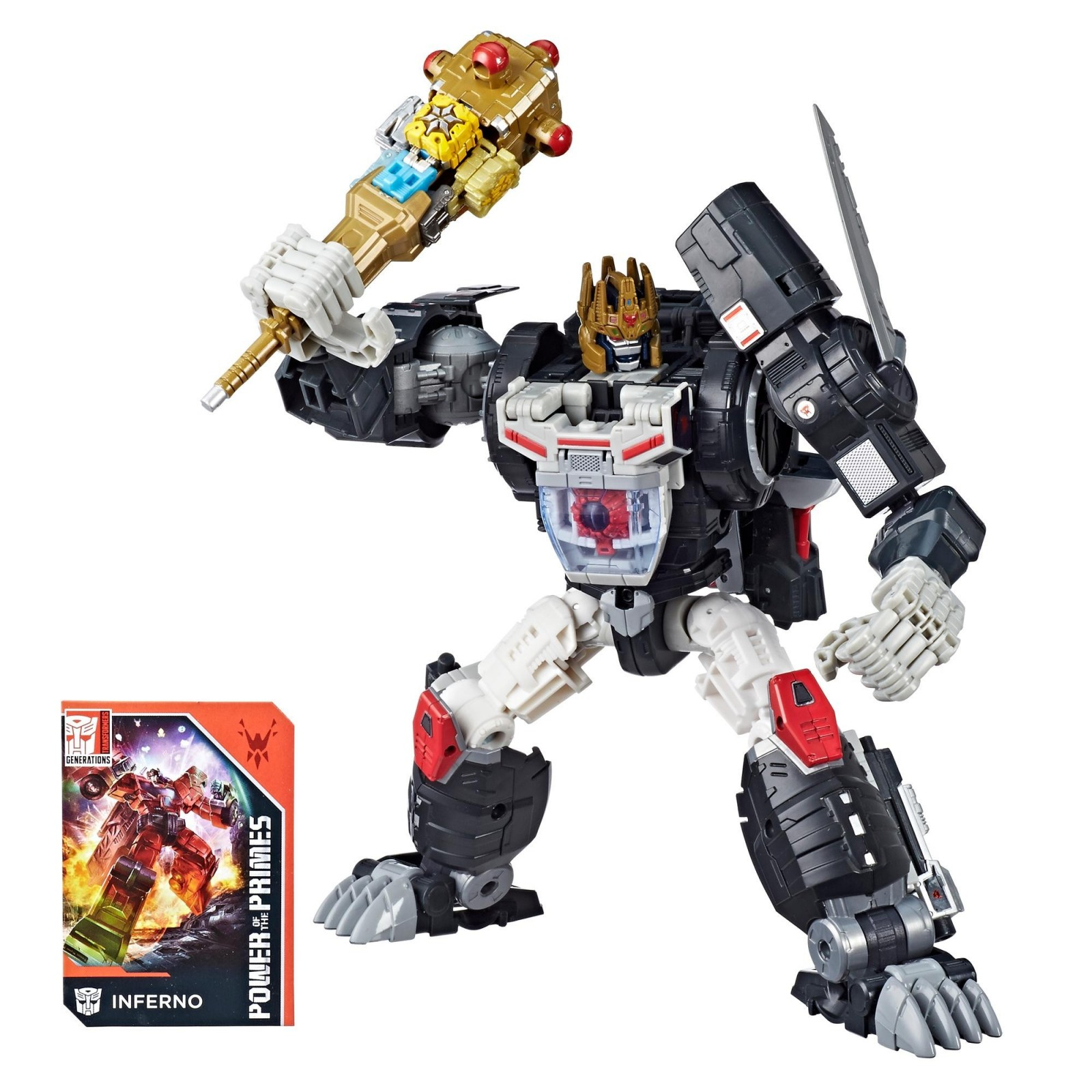 Transformers News: Price and Order Date Revealed for Transformers Power of the Primes Throne of the Primes