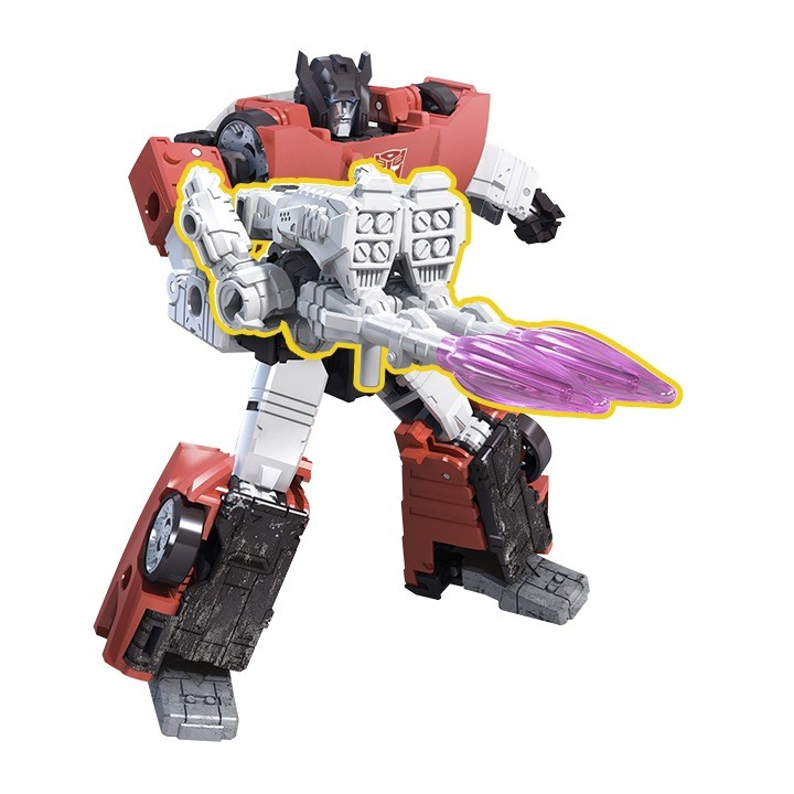 Transformers News: First Images of Transformers War for Cybertron: Siege Optimus Prime, Sideswipe, Battlemaster Firedri
