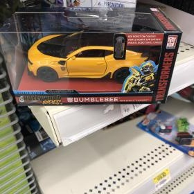 Transformers News: First Worldwide Sighting of Jada Hollywood Rides Transformers Die Cast Cars