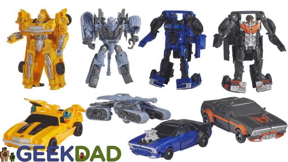 Transformers News: Transformers Bumblebee Energon Igniters Toys Revealed