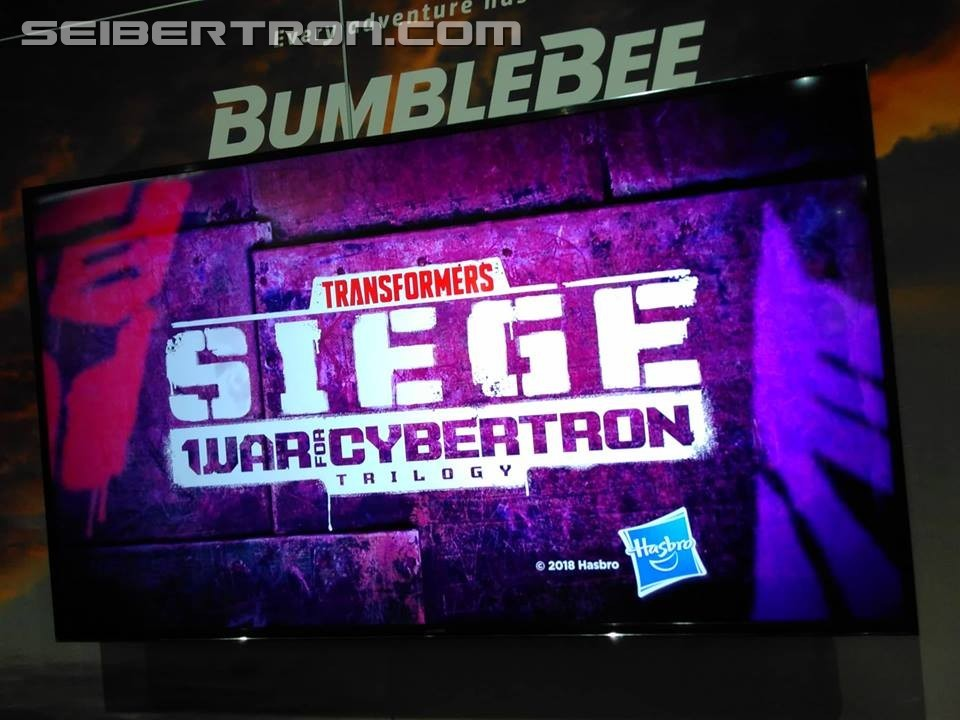 Transformers News: Transformers War for Cybertron: Siege Toy Reveals From San Diego Opening Trailer #HasbroSDCC