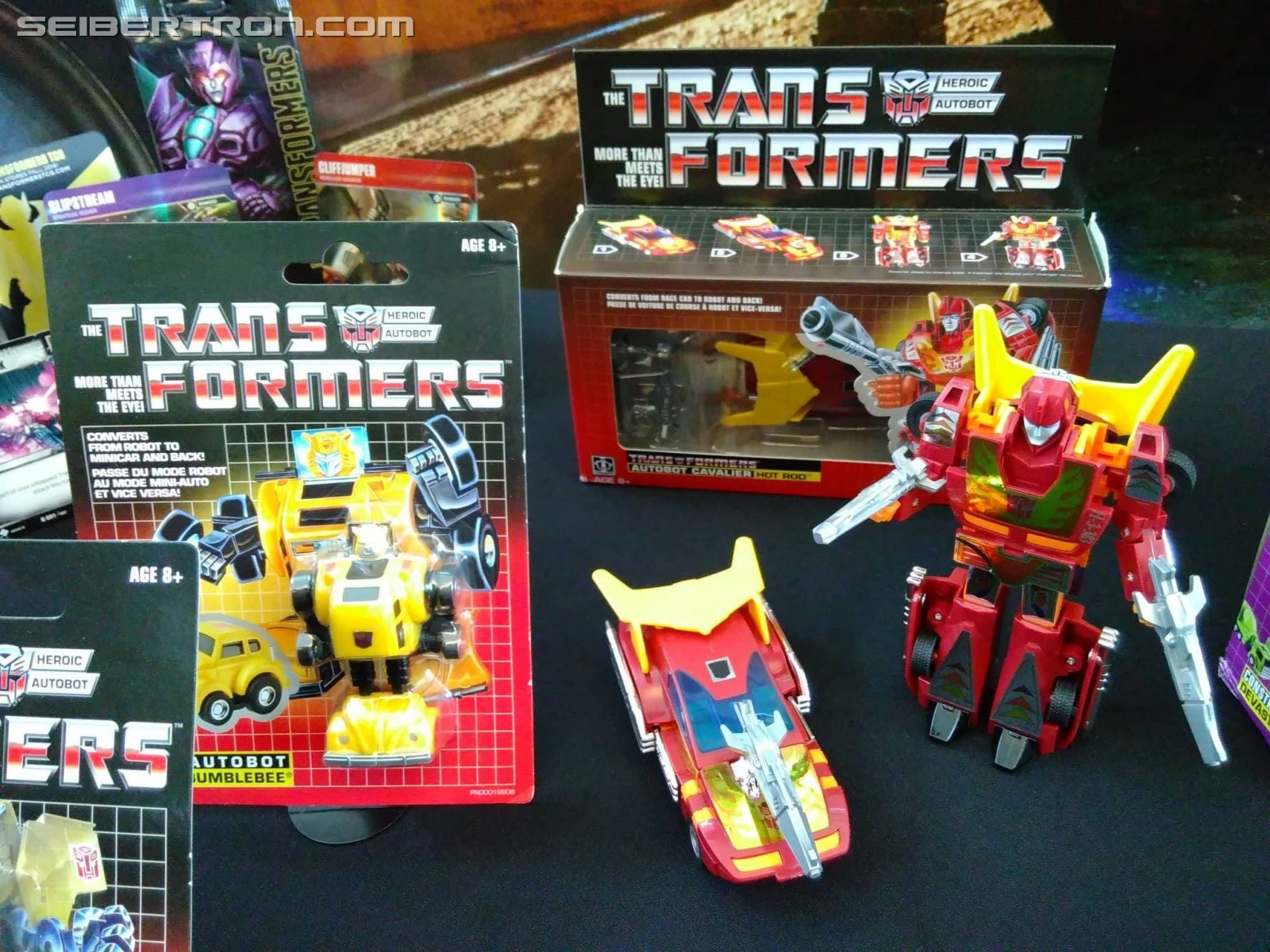 Images Of New Transformers Generation 1 Reissues At San