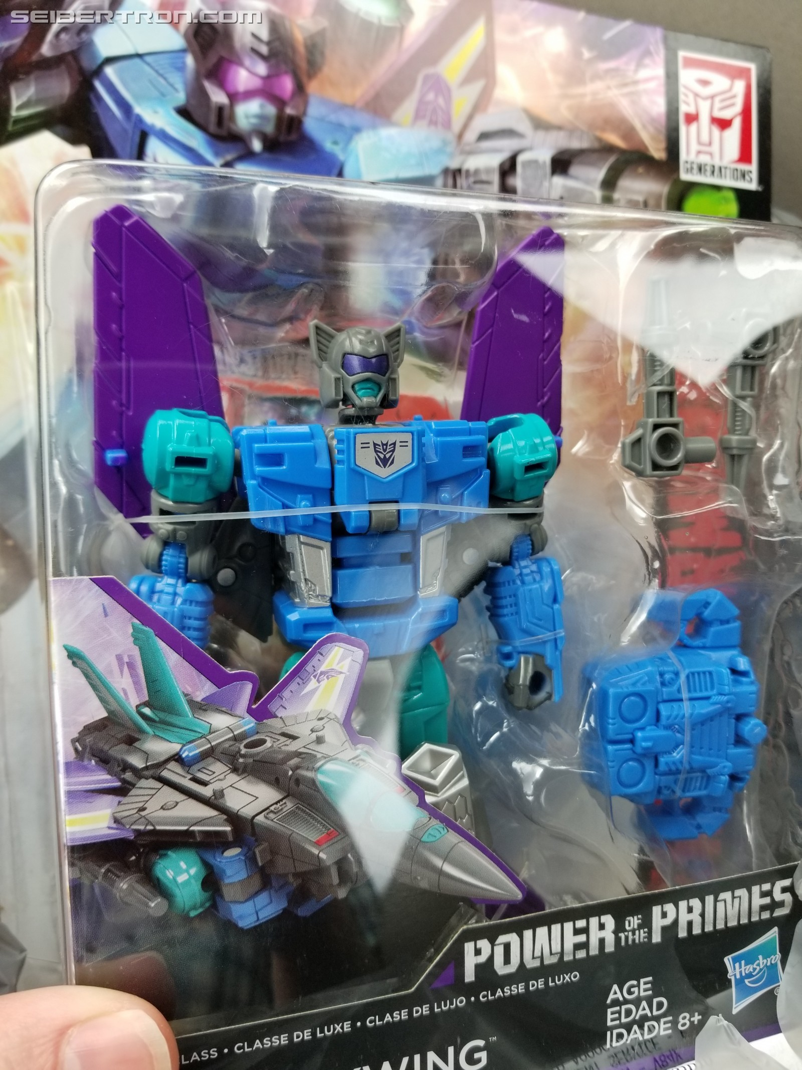 Transformers News: Transformers Power of the Primes Wave 2 Deluxe Toys Being Restocked in the US