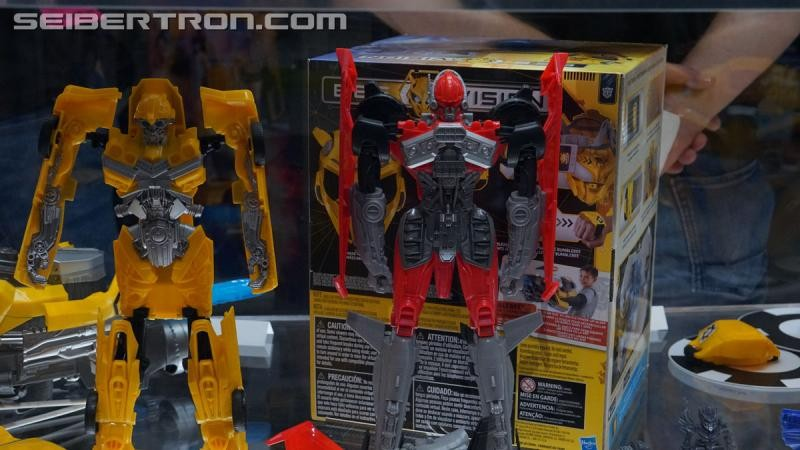 First Toy of Shatter from Transformers: Bumblebee Movie Shown at