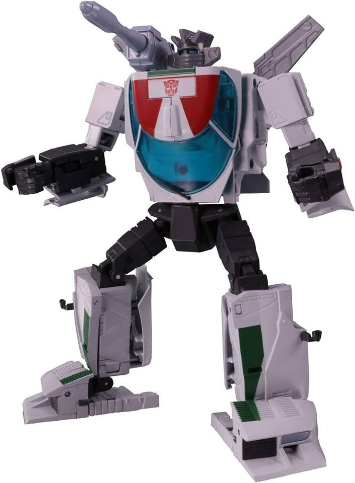 Transformers News: All the Details Revealed for Hasbro Release of Masterpiece MP-20+ Wheeljack Cartoon Version