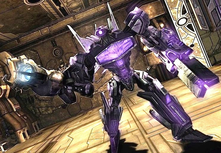 Transformers News: Rumoured Leader Shockwave and Decepticon Listings in Transformers War for Cybertron: Siege Wave 1
