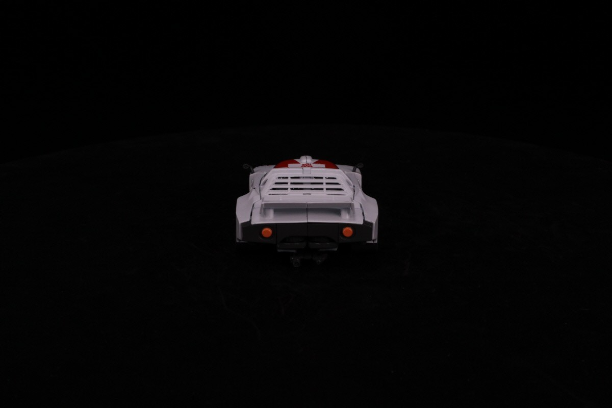 Transformers News: Turn around shots of MP-20+ Wheeljack from Takara Tomy