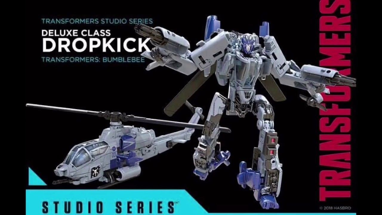 Transformers News: New pictures and eBay listings for Studio Series Dropkick and KSI Sentry
