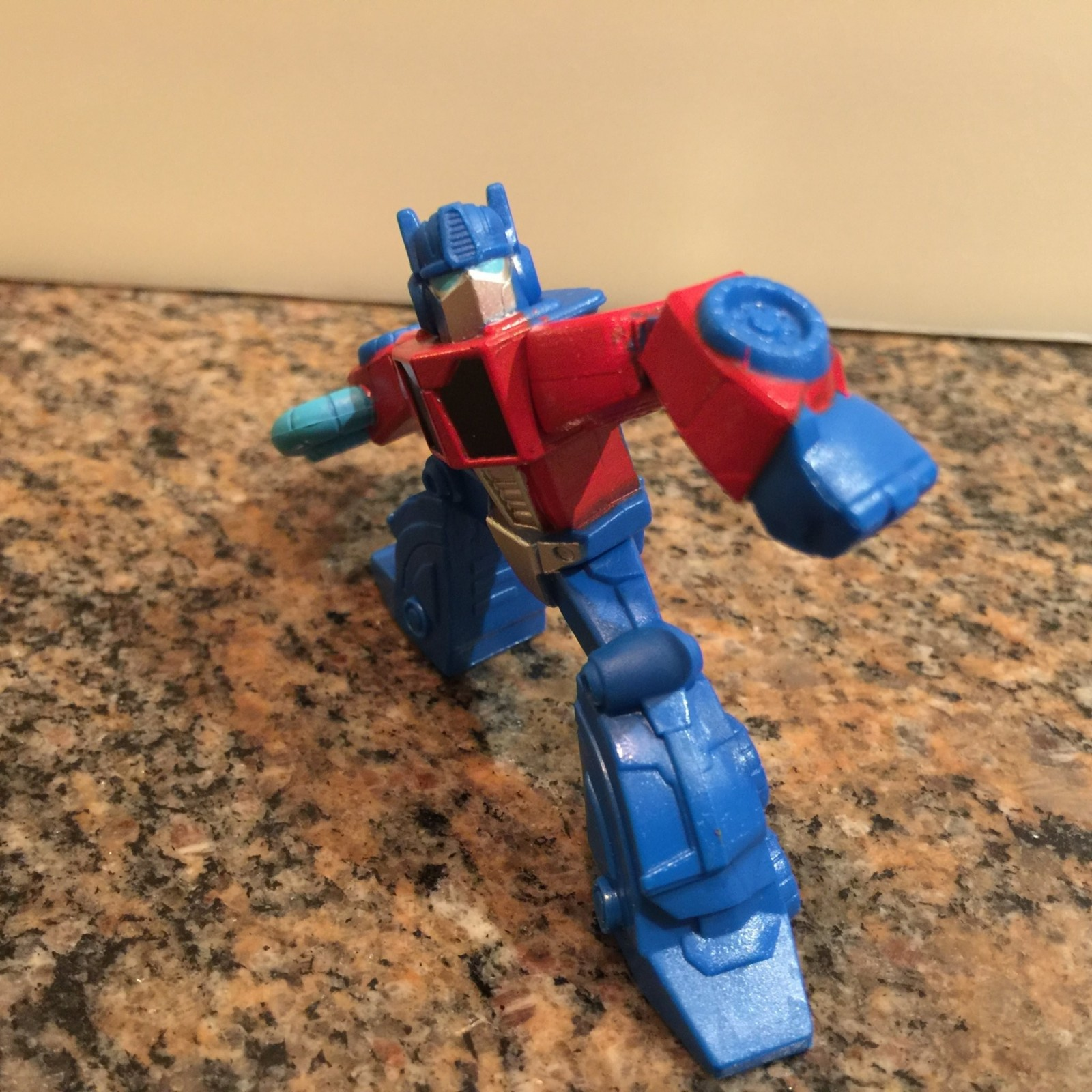Transformers News: In Hand Images of Transformers: Rescue Bots Blind Bag Toys Showcasing Arm Swapping Gimmick