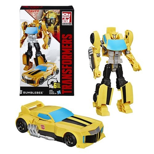 Transformers News: Cyber Commander Optimus and Bumblebee on Entertainment Earth for $19.99 USD