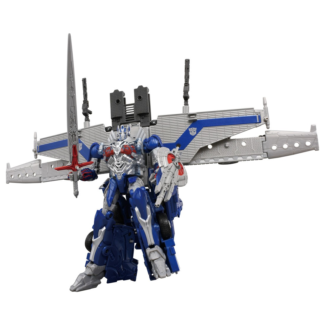Transformers News: TakaraTomyMall TC-13 Battle Command Optimus Prime Strongest Command Set