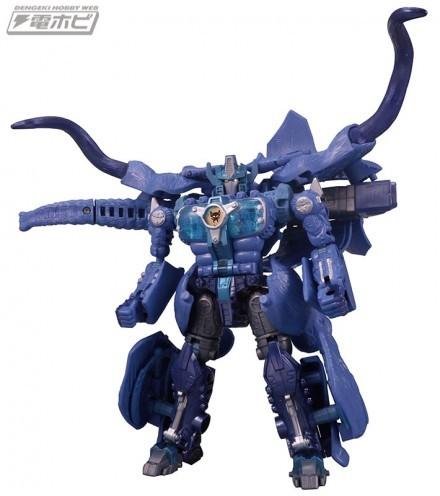 Transformers News: Takara Transformers Legends LG-EX Blue Big Convoy Revealed