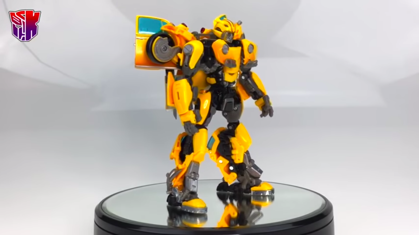 transformers  masterpiece mpm  volkswagen bumblebee revealed  pictures  video