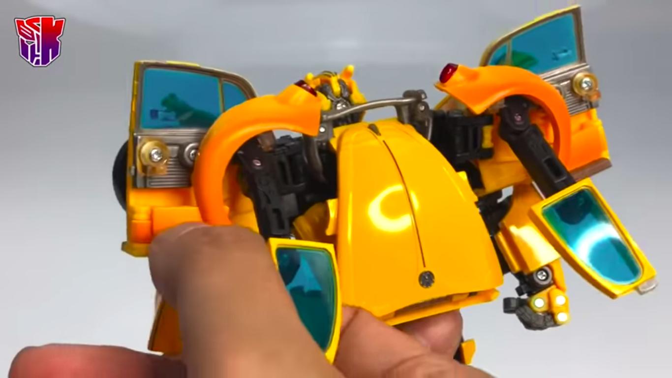 Transformers News: Transformers Movie Masterpiece MPM-7 Volkswagen Bumblebee Revealed