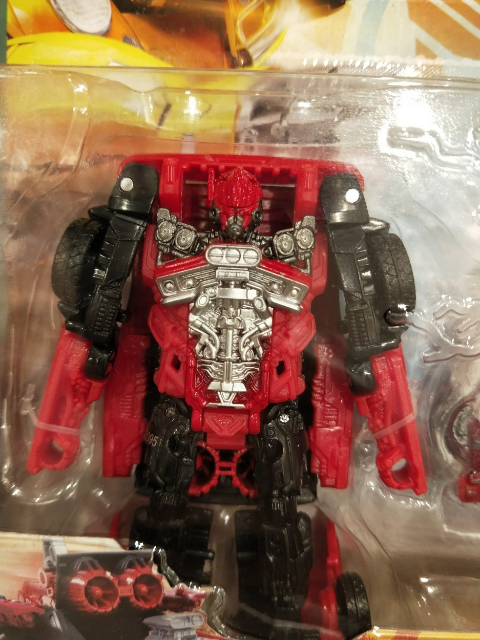 Transformers News: Energon Igniters Power Plus Shatter from Transformers Bumblebee Movie Sighted in Singapore