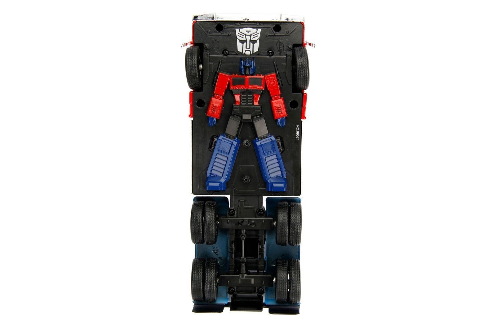 Transformers News: More Images of Jada Toys G1 Optimus Prime Cab and Comparison to G1 Toy