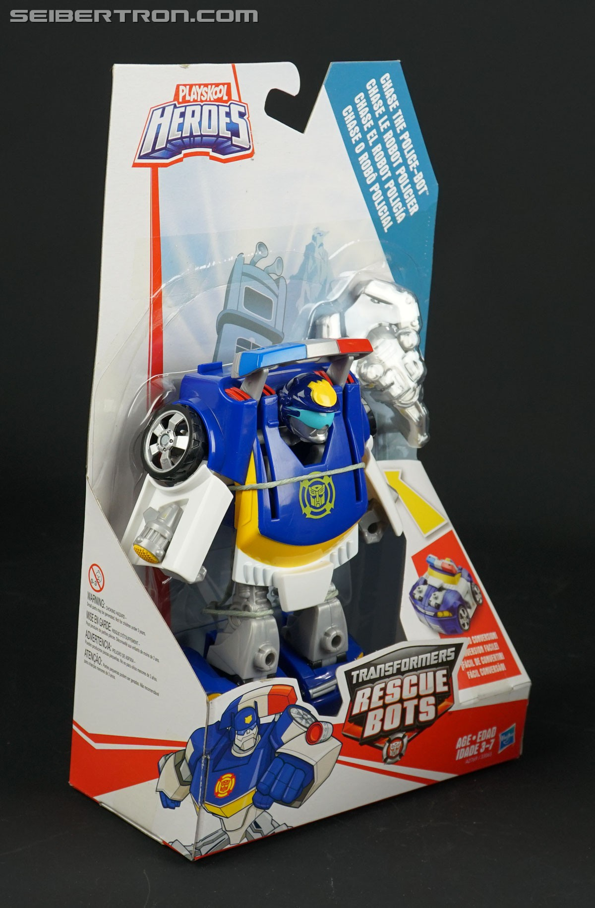 Bots Blind At Revealing Found Bags New TransformersRescue Retail 76Yfbgy