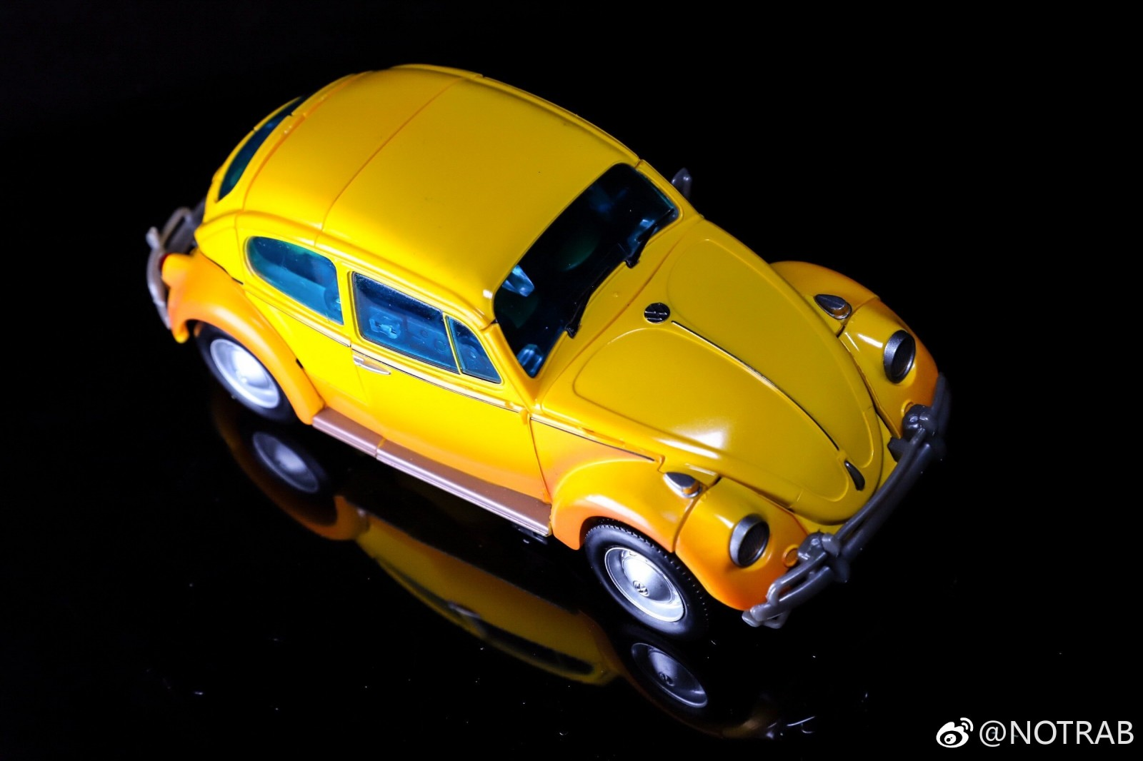 Transformers News: New Stock Images of Transformers Movie Masterpiece MPM-7 Volkswagen Bumblebee