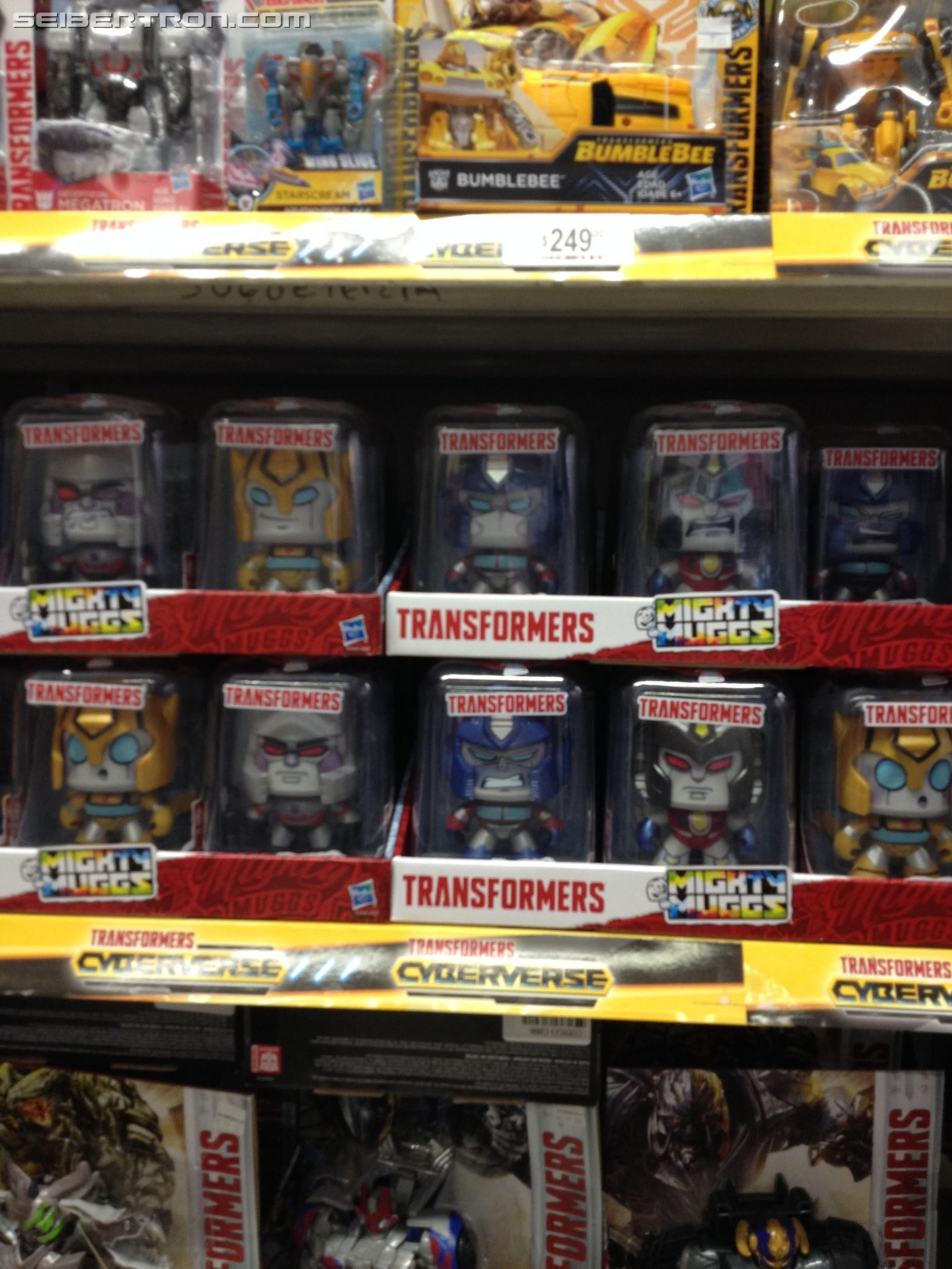 Transformers News Mexican Toy Sightings Roundup With Bumblebee Movie Cyberverse Wave 2 Warriors