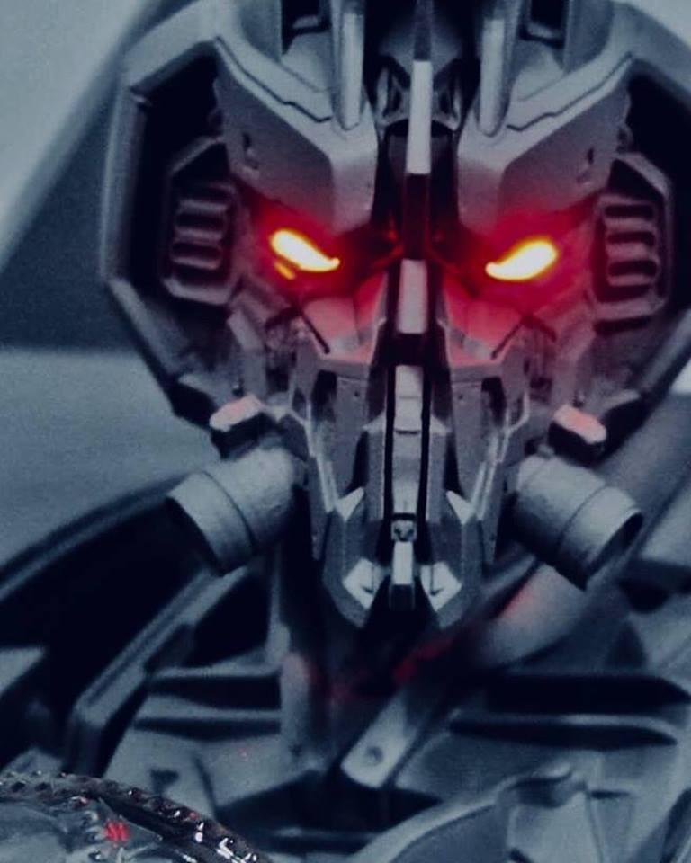 Transformers News: New Transformers Bumblebee Movie Blitzwing Prime 1 Studio Headsculpt Teaser