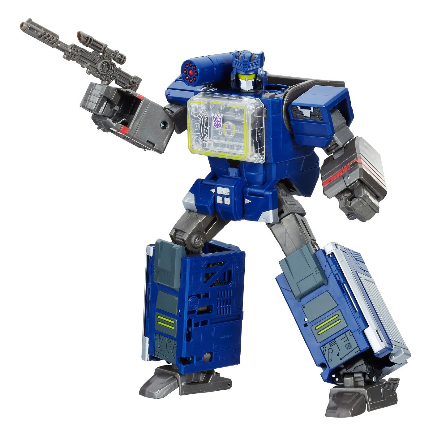 Greatest Hits Soundwave, Cassettes, Tiny Turbo Changers