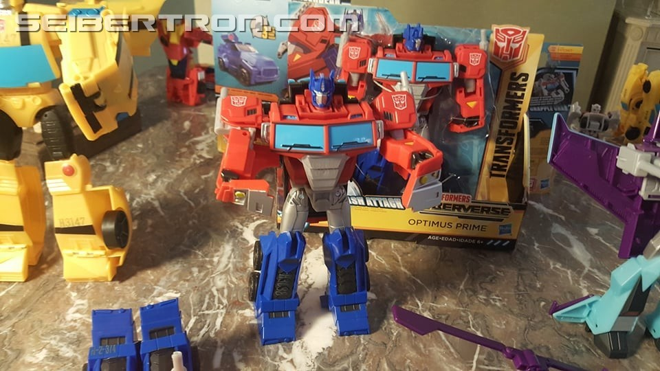 Transformers News: A Rundown of all Known Optimus Prime Releases of 2019
