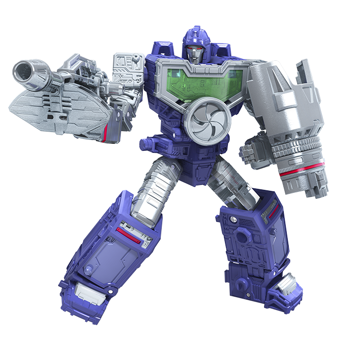 Transformers News: Siege Deluxe Wave 3 and 4 Case Breakdown Reveals 3 Reflectors per Case