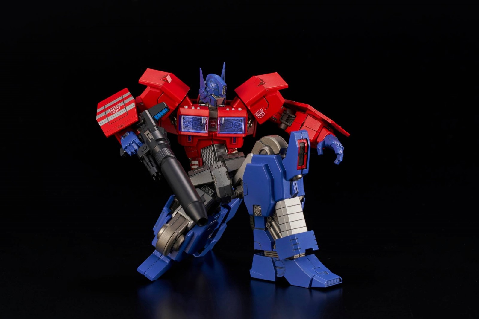Transformers News: Flame Toys IDW Shattered Glass Drift and Optimus Prime Model Kit Pre-Orders Open