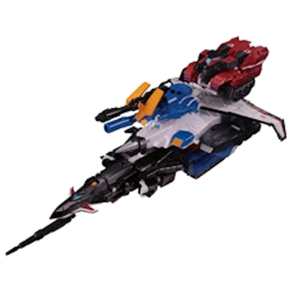 Transformers News: New Colour Image of Takara Tomy Transformers LG-EX Big Powered