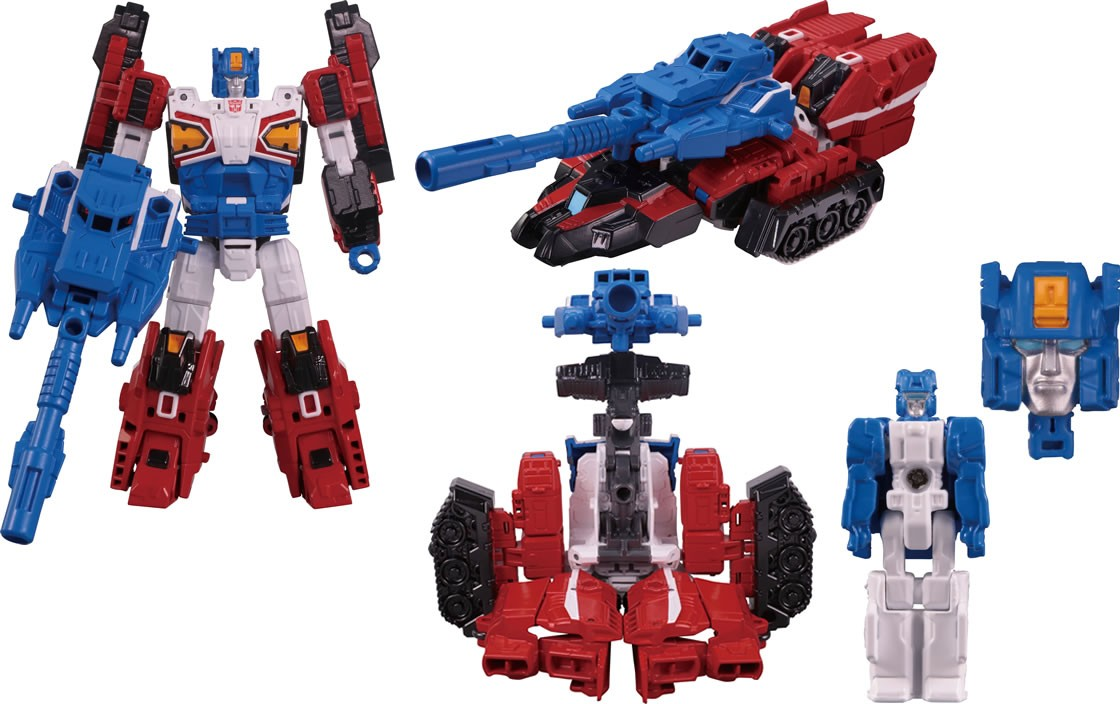 Transformers News: Takara Tomy Transformers Legends LG-EX Big Powered Robot and Alternate Modes, Color Images, Pre-orde