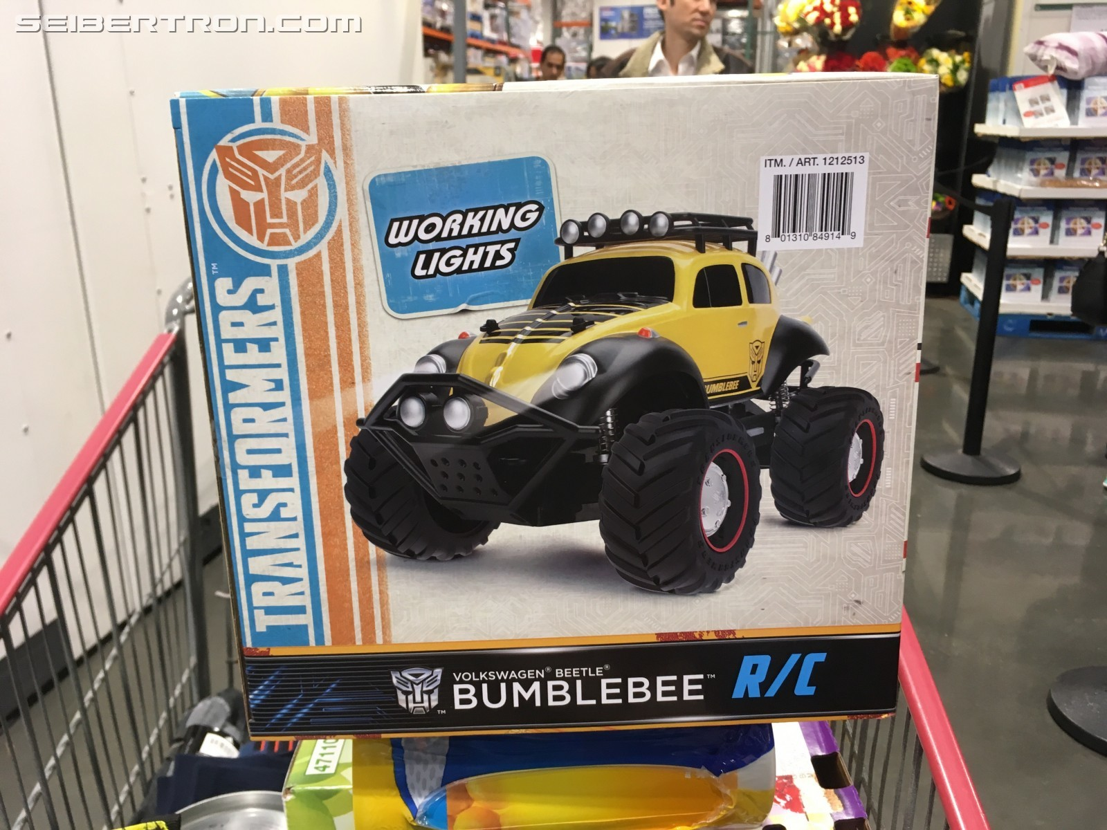 Costco Toy Cars : Jada toys hollywood rides rc volkswagen bumblebee at