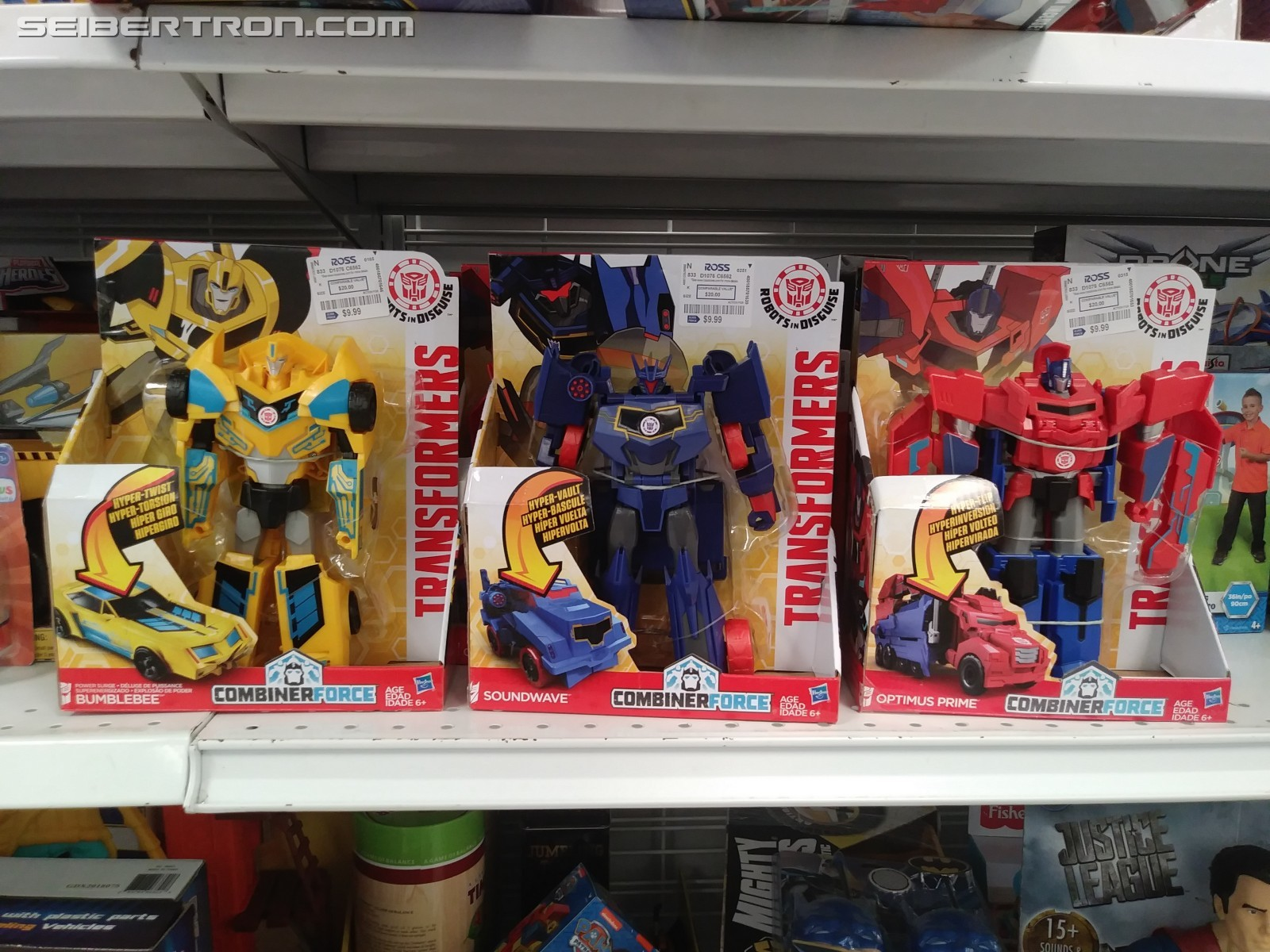 Transformers News: Steal of a Deal: Robots In Disguise 3 Step Changers and Transformers Last Knight Allspark Tech On Sa